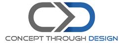 Concept Through Design Logo